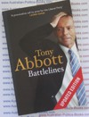 Battlelines by Tony Abbott