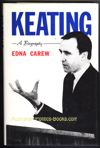 Keating - A Biography by Edna Carew USED